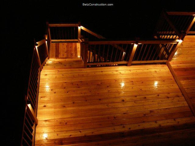 Betz Construction Exterior Decking - Bayport, Minnesota Decks and