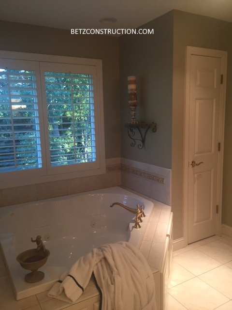 Betz Construction Interior Bathroom Remodeling Photos Twin